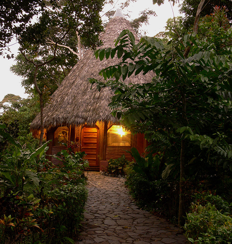 accommodation Costa Rica
